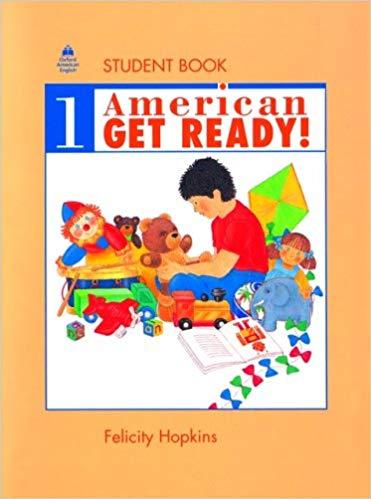 خرید کتاب زبان انگلیسی Get Ready American